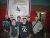 Команда города Таллинна на турнире в городе Дно.