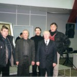Турнир Лебедева. Ярославль. 2004 год.