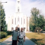Чемпионат Европы в Варшаве. В.Никифоров и Ал.Баранов.