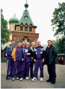 Турнир АИБА. памяти Н.Рябова. Йыхви.