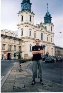 Варшава. Польша.