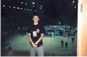 Чемпионат Европы. Польша 2003 год. Вл.Никифоров.