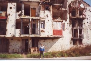 Чемпионат Европы. Босния и Герцеговина 2001 год. Николай Зайцев.