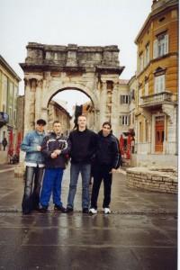 Чемпионат Европы. Хорватия 2004 год.