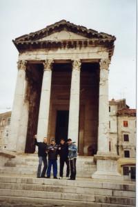 Хорватия. 2004 год.
