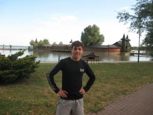 Дмитрий Иванов на чемпионате Европы